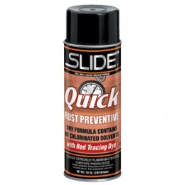 42810R - Quick Injection Molding Rust Preventive with Red Indicator - AEROSOL